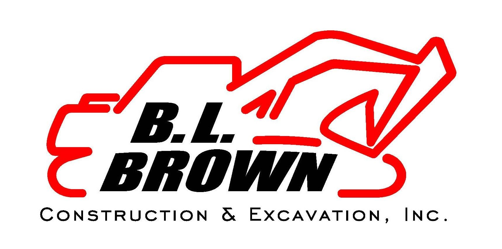 Go to B.L. Brown Constrruction & Excavation, Inc.